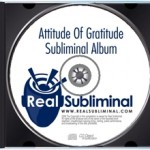 [audio] Real Subliminal - Attitude of Gratitude