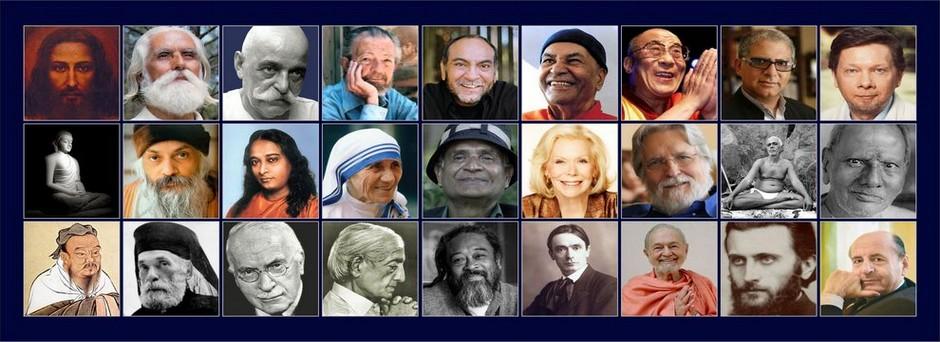 Maestri si invatatori spirituali