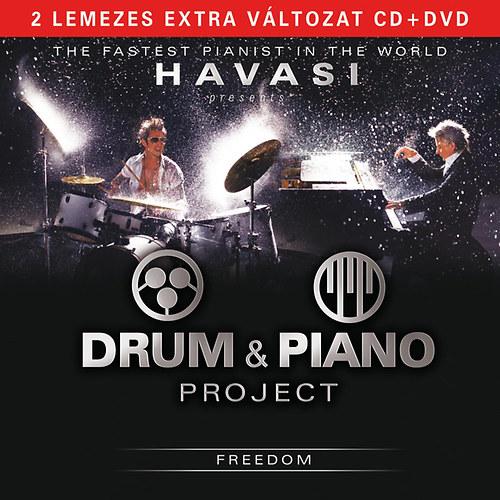 Endi & Havasi - Drum & Piano Project