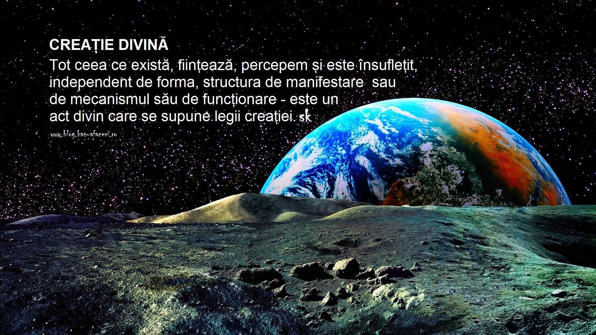 creatie divina