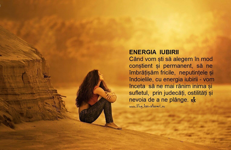 energia iubirii