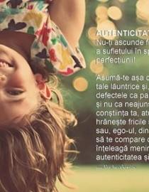autenticitate