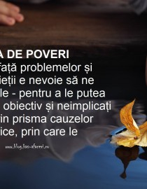 eliberarea de poveri