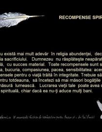 recompense spirituale