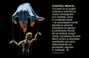 controlul mental