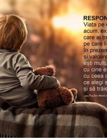 responsabilitatea vietii