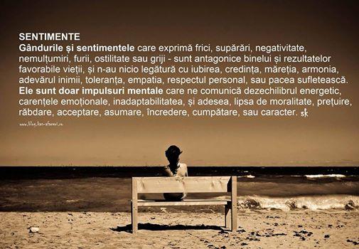 sentimente