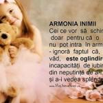 ARMONIA INIMII