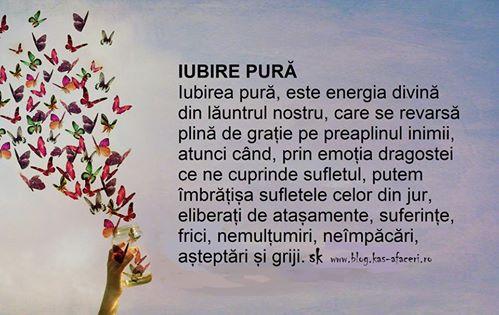 iubire pura