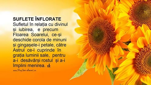 suflete inflorite