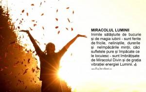miracolul luminii