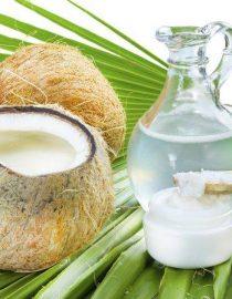 uleiul de cocos